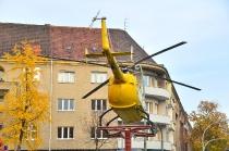 Fake N4573T / ex. D-HOFF - Feuerwehrmuseum Berlin-Tegel_7